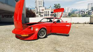 custom nissan 240z mizuno works 1971 nissan 240z replace gta5 mods com