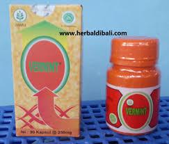 Obat Kapsul Cacing Tanah jual vermint kapsul ekstrak cacing tanah di denpasar bali jual
