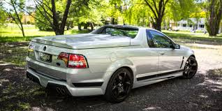 holden maloo gts 2016 hsv maloo r8 sv black review caradvice