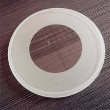 ceiling light flat round round l glass cover ultra clear round glass flat tempered frosted