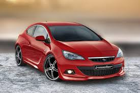 opel modified opel astra gtc by irmscheru