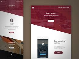 aly portfolio website sketch freebie download free resource