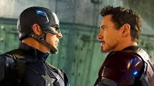 marvel civil war tv spot captain america vs iron man fanmade