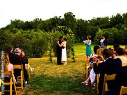 outdoor wedding venues in maryland lodge at seneca creek maryland wedding location outdoor