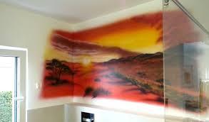 airbrush wandgestaltung badezimmer wandgestaltung mit airbrush bild afrika wandmalerei
