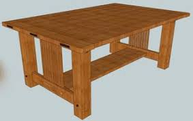 Craftsman Coffee Table Wood Stuck Building Craftsman Style Coffee Table Home