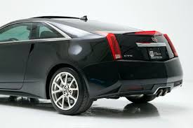 2011 cadillac cts v coupe with recaro seats carrollton tx