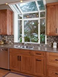 kitchen attractive modern interior house design bay window