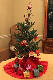 keeping up with the kiddos mini trees