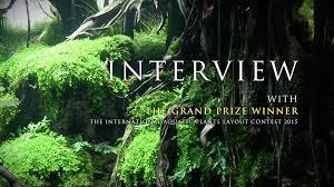 Japanese Aquascape by Adaview Interview With Takayuki Fukada The Grand Prix Winner Of
