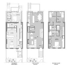 construction floor plans modern row house designs floor plan urban clipgoo arafen