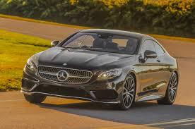 Mercedes Benz Sedan 2015 2015 Mercedes Benz S550 4matic Coupe Review
