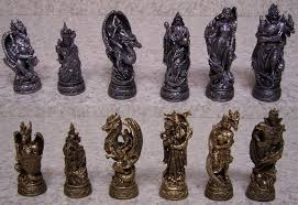 Ancient Chess Set Directory Inventory Chesssets