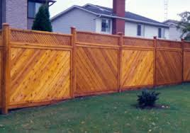 Different Types Of Fencing For Gardens - different types of yard fences requirements with many types