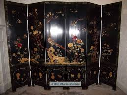 vintage oriental screens room dividers antique chinese qing