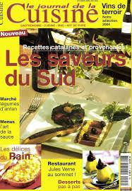 journal de cuisine le journal de la cuisine et du vin n 2 mar avr mai 2004 page 16