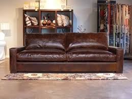 Leather Sofa Sleepers Best 25 Distressed Leather Sofa Ideas On Pinterest Distressed