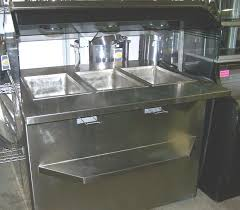 steam table with sneeze guard atlantic 3 bay steam table with heat lamps sneeze guard on caste