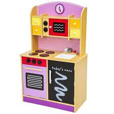 jeux enfant cuisine enfant cuisine enfant bois 61 cm x 33 cm x 101 cm jeux de rôle