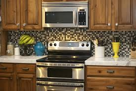 cool kitchen ideas for small kitchens stove backsplash tile kitchen cool ideas for small kitchens cheap