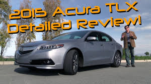 lexus es 350 vs acura tlx 2015 2015 acura tlx detailed review and road test youtube