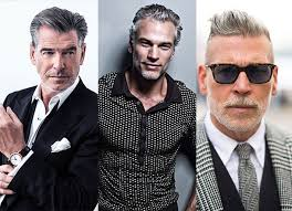 hairstyles for men over 60 with gray hair 50 grey hair styles haircuts for men over 50 gray hair short