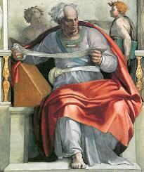 prophet joel michelangelo wikipedia