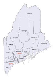map of maine cities file maine counties map gif wikimedia commons