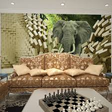 brilliant 50 living room murals design ideas of 15 living rooms living room murals interior modern image of urban jungle elephant wall murals for