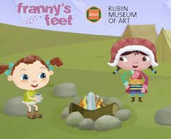 franny u0027s feet adventure rubin museum art nyc single mom