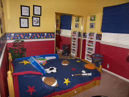 sports bedroom decorating ideas sports theme boys room custom boys