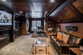 Ultimate Man Cave Fine Man Cave Office With Modern Ideas By Csmonitor