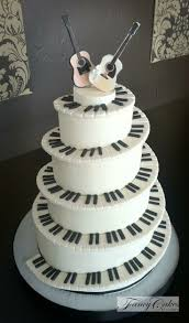 view music cake decorating ideas style home design fancy and music