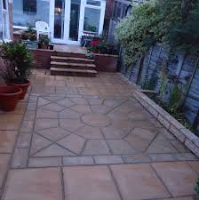 Octagon Patio Pavers by Octagon Feature 2300mm Patio Features Kits Minster Paving