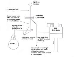 wiring agm hei distributor wiring diagram simonand