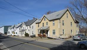 houses massachusetts where the workers lived the mills of pittsfield