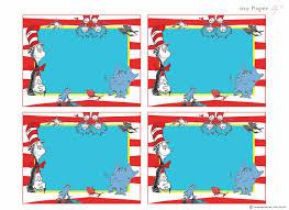 Dr Seuss Baby Shower Invitation Wording - dr seuss buffet labels classroom pinterest