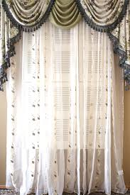 How To Make Swag Curtains Appalachian Spring Swag Valance Curtains