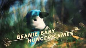the beanie baby hunger games youtube