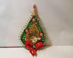 partridge ornament etsy