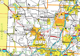 map of ohio pages 2007 2009 ohio transportation map archive