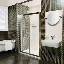 collage bi fold door shower enclosure roman showers
