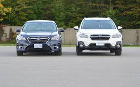 subaru outback touring 2018 2018 subaru legacy and outback wired for the future the car guide