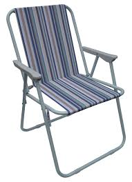 furniture reclining lawn chair camping chair with footrest