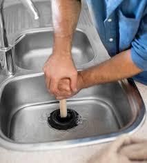 Kitchen Sink Repair Drain by Five Ways To Fix A Slow Sink Drain
