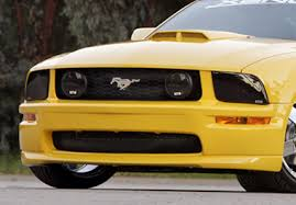 mustang headlight covers ford mustang 2005 2009 gt styling smoke headlight covers