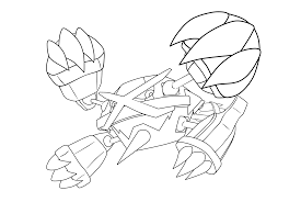 pokemon coloring pages groudon kids coloring