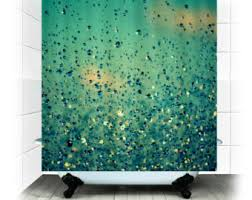 Blue And Green Shower Curtains Blue Green Shower Curtain Curtains Ideas