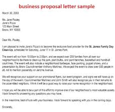 sample cover letter for sending business proposal professional