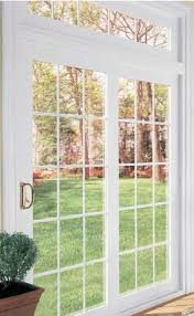 patio doors french doors to patio window treatments for large